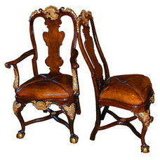 Traditional Dining Chairs by C. Mariani Antiques, Restoration & Custom