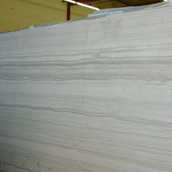 Royal Stone & Tile Slab Yard in Los Angeles - Athens Grey Dark Limestone Slabs from Royal Stone & Tile