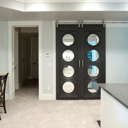 Barn Doors by Soelberg Industries - Our barn doors are available in standard sizes as well as custom. For more information or to place an order, please contact us directly at 801-434-9450.