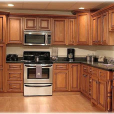Modern Kitchen Cabinets by KT Building Supply Inc.
