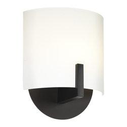 Sonneman Lighting - Sonneman Lighting 1728.32 Scudo Contemporary Wall Sconce - Sonneman Lighting 1728.32 Scudo Contemporary Wall Sconce