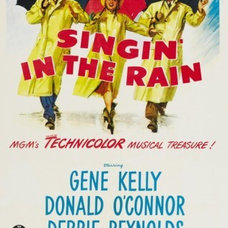 Singin In the Rain Masterprint at AllPosters.com