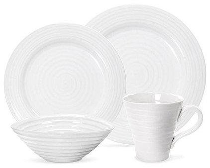 contemporary dinnerware by Macy's