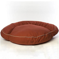 Traditional Dog Beds Small Classic Twill Bolster Bed Dog Bed