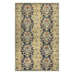 """Kas Rugs - Kas Tapestry 6814 Multi 2'3"""" x 8' Runner Area Rugs - Kas Tapestry 6814 Multi 2'3"""" x 8' Runner Area Rugs"""