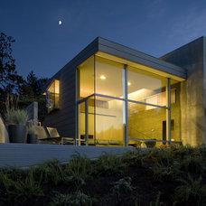Modern Exterior by Elliott Kaufman