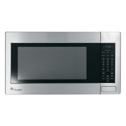 GE Monogram - GE Monogram® Microwave Oven - A Monogram microwave has the power to cook, reheat and defrost meals - in minutes - with perfect results.