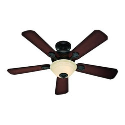 "Hunter Fan 23949 Forest Hill Fan With Light - Get 10% discount on your first order. Coupon code: ""houzz"". Order today."