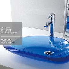 Modern Bathroom Sinks by Guangzhou Gelandi Polymer Material Co.,Ltd.