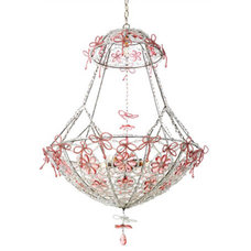 Eclectic Chandeliers by Merrie Shinder
