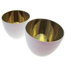 Contemporary Dining Bowls by Hard to Find