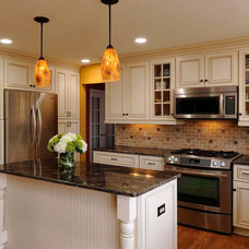 Traditional Kitchen Cabinets by CL Kitchens Bath & Closets