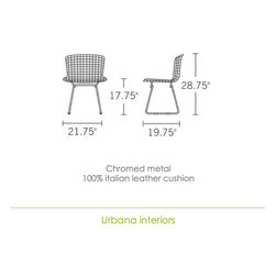 Bertoia wire chair reproduction - Bertoia Wire chair reproduction