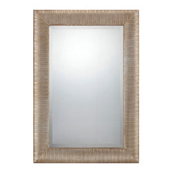 Savoy House - Savoy House 4-S4447-219 Rectangle Mirror - Savoy House 4-S4447-219 Rectangle Mirror