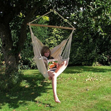 Contemporary Hammocks And Swing Chairs by worm.co.uk