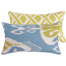 Contemporary Decorative Pillows by Chloe and Olive LLC