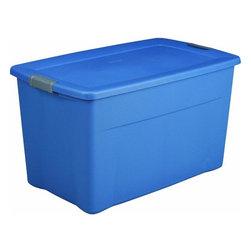 Sterilite - Sterilite 35 Gallon Latch Tote (4 Pack) (19453V04) - Sterilite 19453V04 35 Gallon Latch Tote (4 Pack)