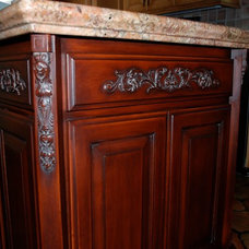 Traditional Buffets And Sideboards by Decorators Supply Corp
