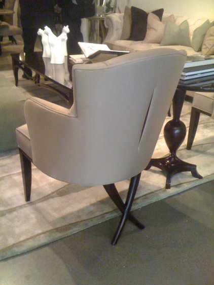 Chairs by Pangaea Interior Design, Portland, OR