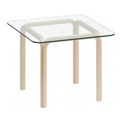 Artek - Artek   Table Y805C - Design by Alvar Aalto, 1946.