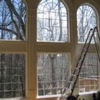 Window Tinting a must product in Southern Homes - Window tinting on large windows protect furniture, hard wood floors and drapery from sun damage.