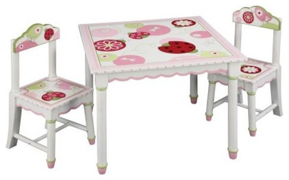 Contemporary Kids Tables And Chairs by Hayneedle