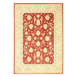 """nuLOOM - Traditional 5' 3"""" x 7' 7"""" Red Machine Made Area Rug Persian Oriental Style - Made from the finest materials in the world and with the uttermost care, our rugs are a great addition to your home."""