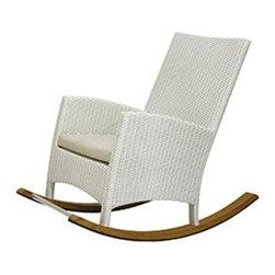 Mamagreen - Mamagreen | Tessa Rocking Chair - Design by Vincent Cantaert & Barbara Widiningtias.