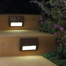 Contemporary Outdoor Lighting by FRONTGATE