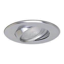 """Nora Lighting - Nora NT-5060 5"""" Gimbal Ring Trim, Nt-5060n - 5"""" Gimbal Ring Trim"""