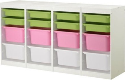 contemporary storage and organization by IKEA