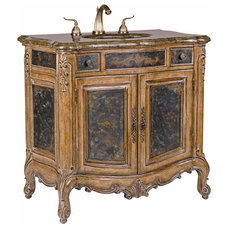 Traditional Bathroom Vanities And Sink Consoles by Ambella Home