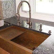 Traditional Kitchen Sinks by Rachiele, LLC
