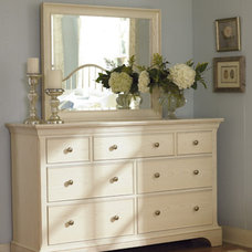 Traditional Dressers by Furnitureland South