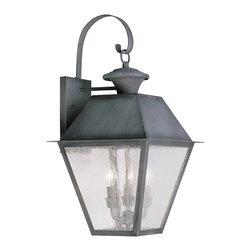 Livex Lighting - Livex Lighting 2168-61 Outdoor Lighting/Outdoor Lanterns - Livex Lighting 2168-61 Outdoor Lighting/Outdoor Lanterns