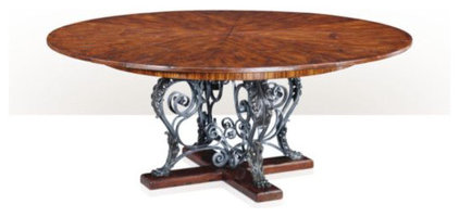 Traditional Dining Tables by theodorealexander.com