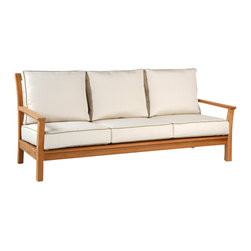 Chelsea Sofa - By Kingsley Bate - Minimal in ornamentation, the transitional design of the CHELSEA sofa adds casual sophistication to any setting.