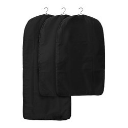 Sarah Fager - SKUBB Clothes Cover, Black - These garment bags are guaranteed to conceal your latest designer acquisition from prying eyes; however, the Visa statement is all on you.