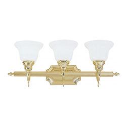 Joshua Marshal - Polished Brass Vanity - Polished Brass Vanity