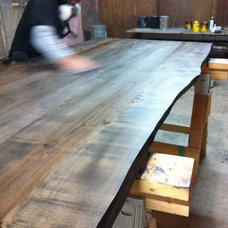 Contemporary Dining Tables by Tree Green Team