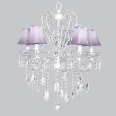Traditional Chandeliers by jubileecollection.com