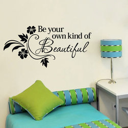 ColorfulHall Co., LTD - Wall Art For Kids Be Your Own Kind Of Beautiful - Wall Art For Kids Be your Own Kind Of Beautiful