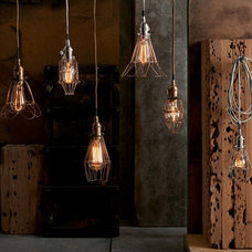 Industrial Pendant Lighting by Iron Accents
