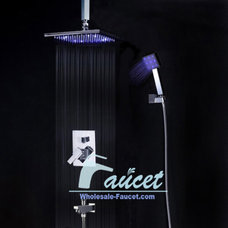 Contemporary Showerheads And Body Sprays by wholesale faucet