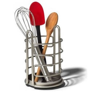 Traditional Utensil Holders And Racks by STACKS AND STACKS