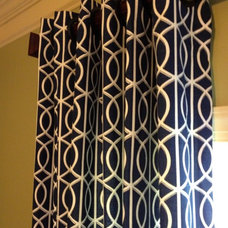 Curtains by DeCocco Drapes