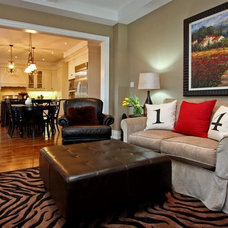 by Somers & Company Interiors,  Gillian Somers