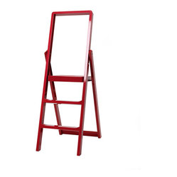 Desigh House Stockholm STEP - Lacquered Step Ladder - Design House Stockholm