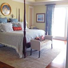 Traditional Window Treatments by Custom Window Treatments