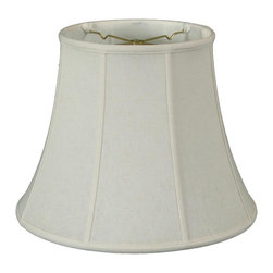 Royal Designs, Inc. - Modified Bell Lampshade - This Modified Bell Basic Lampshade is a part of Royal Designs, Inc._Timeless_Basic Shade Collection_and is perfect for anyone who is looking for a traditional yet stunning lampshade. Royal Designs has been in the lampshade business since 1993 with their multiple shade lines that exemplify handcrafted quality and value.